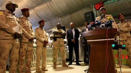 Arab Militias In Sudan Are Raping Men And Women Protesters