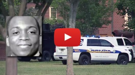 Disgruntled Black Man DeWayne Craddock Behind The Virginia Beach Mass Shooting