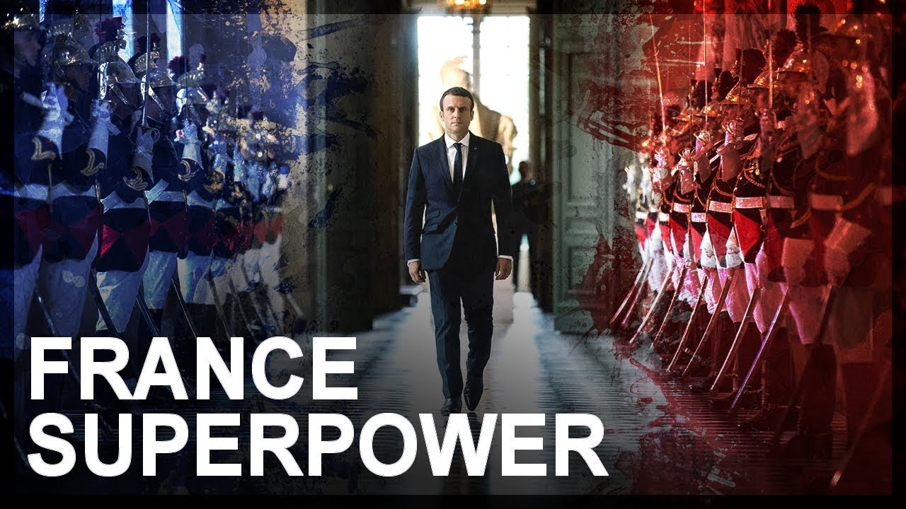 France Makes So Much Money Plundering Africa It Could Become The Next Superpower!