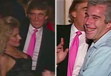 Footage Shows Trump Partying With Jeffrey Epstein In A Room Full Of Girls