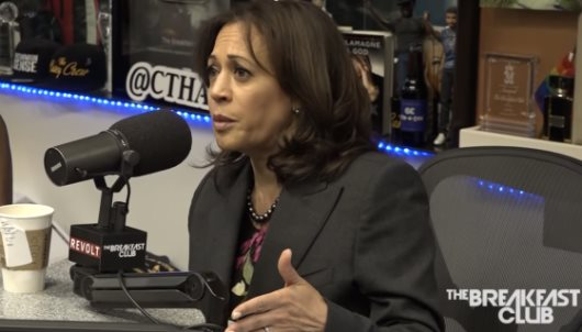 Kamala Harris Says Russian Bots (New Black Media) Are Coming After Her