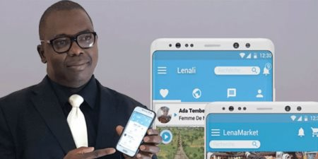 Malian Entrepreneur Develops Social Network App For The Illiterate