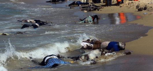 Over A Hundred Africans Feared Dead In 'Worst Mediterranean Tragedy Of The Year'