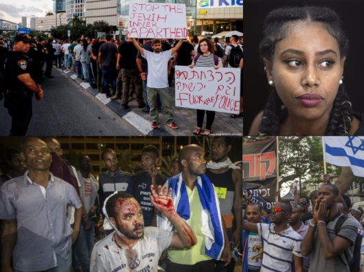 Ethiopian Jews Challenging Israeli Police Brutality Through Song