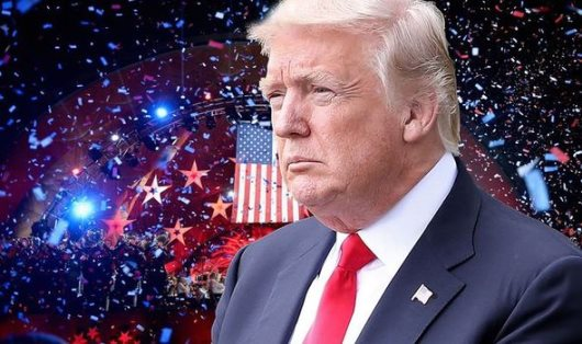 White Supremacists Flock To DC For Trumps Fourth Of July Celebration