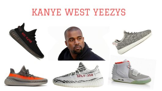 Kanye's Yeezy Brand To Reach $1.5 Billion In Sales This Year!