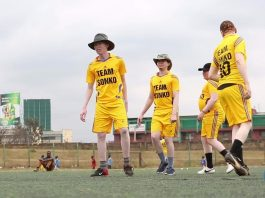 Kenya's First Football Team of People Living with Albinism