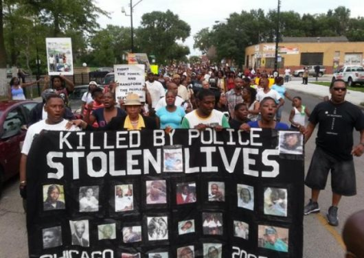 Being Murdered By Police A Leading Cause Of Death For Black Men In America