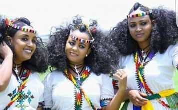 Ashenda: Ethiopia's Festival Of Women