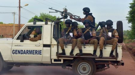 Muslim Terrorists Kill Ten Soldiers In Burkina Faso