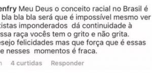 Brazilians Shocked After An Icon Of Black Empowerment Shows Up With A White Zaddy