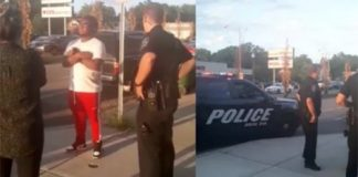"""White Woman Calls Police On Man Because He Looked """"Suspicious"""""""