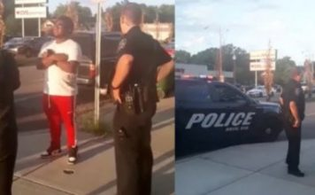 "White Woman Calls Police On Man Because He Looked ""Suspicious"""