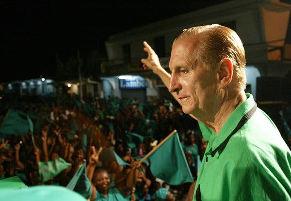 Edward Seaga And The Institutionalization Of Thuggery, Violence And Dehumanization In Jamaica