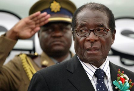 Mugabe Has Been In Hospital Since April
