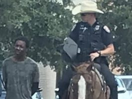 Texas Cops Who Led Black Man Through The Streets By Rope Won't Face Charges