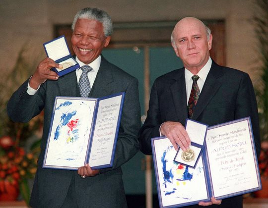 'Apartheid Was Never Prosecuted': S. Africa's Unfinished Business