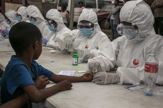 As Europeans Die In Droves France Wants To Test COVID-19 Vaccines On Africans
