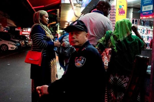 Chinese In Africa Face Backlash After Targeting Black People In China