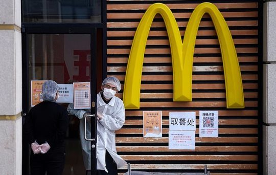 China Steps Up The War On Blacks Banning Them From McDonald's