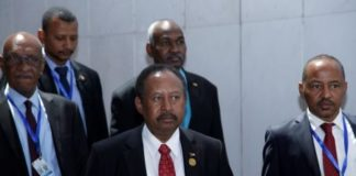 Egypt Secretly Working To Remove Sudan's New Prime Minister