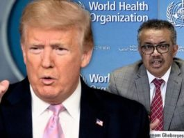 African Leaders Blast Trump For Attack On WHO Director General